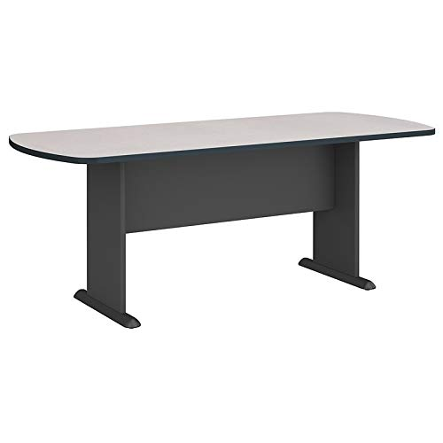 Conference Tables 6.9' Oval Conference Table Finish: Slate
