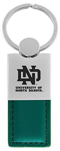 University of North Dakota-Leather and Metal -