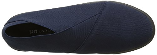 Nude Donna Origami Slip Mocassini Blau Blu On Indigo United BdqWXd