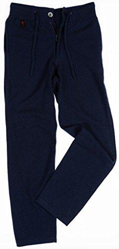 100 Scuro Citizen Pantaloni Blu Uomo Larghi Cachemire Cashmere 0wTqvS