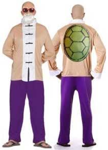 Disfraz de Maestro Tortuga: Amazon.es: Ropa y accesorios