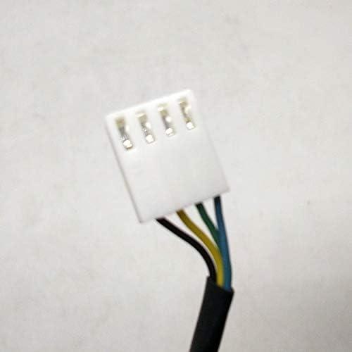 Original PVA070G12Q-P04-AE PVA070G12Q-P02-BE 12V 0.50A 7025 707025MM 7CM 4 Wire Fan