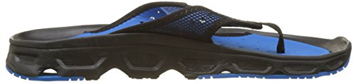 Salomon Herren RX Break Traillaufschuhe Noir (Black/Imperial Blue/Pearl Blue)