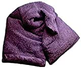 Lavender Wrap - Aromatherapy Hot/ Cold Therapeutic Wrap - Microwaveable Heat Pack - Moist Heat Herbal Wrap