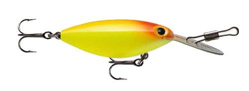 (Storm Original Hot 'N Tot 07 Fishing Lure, Solid Chartreuse)