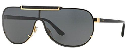 Versace Sunglasses VE 2140 BLACK 1002/87 ()