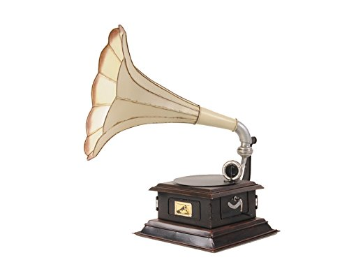 Old Modern Handicrafts 1911 HMV Gramophone Monarch Model V