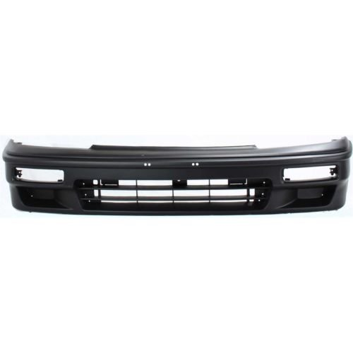 Perfect Fit Group 1389P - Crx Front Bumper Cover, Primed - Honda Crx Front Bumper Cover