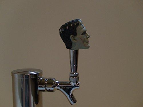 Frankenstein Monster Sports Bar Beer Tap Handle Kegerator Resin Zombie Breweriana Bar