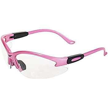 Global Vision Eyewear Pink Frame Cougar Safety Glasses