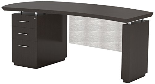 One Pedestal Desk - 8