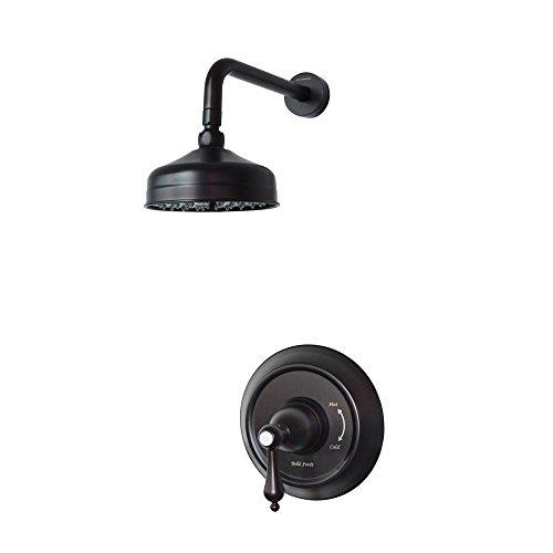 Single Handle Pressure Balanced Shower Faucet