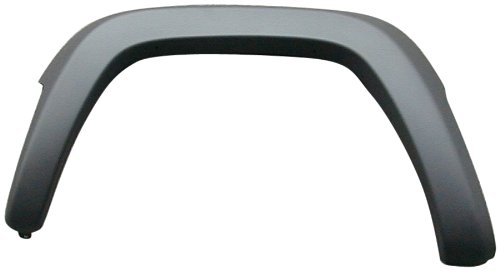 OE Replacement Jeep Liberty Front Passenger Side Fender Flare (Partslink Number CH1269103)