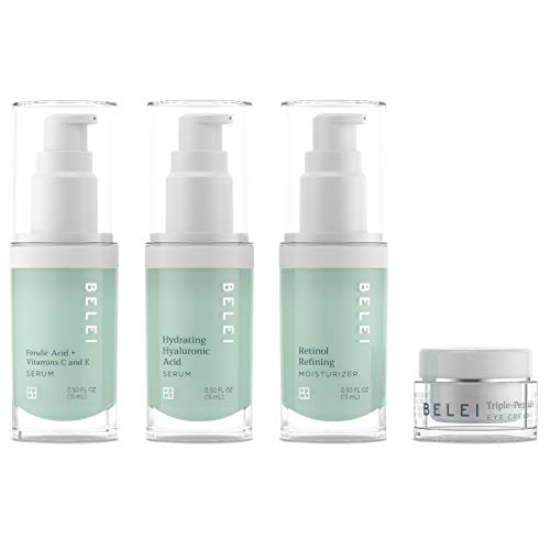 Belei Beauty Solutions Skin Care Set, All Skin Types ($47 Value)