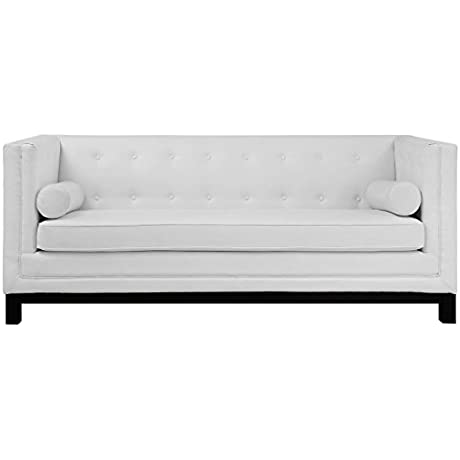 Modway Imperial Sofa In White