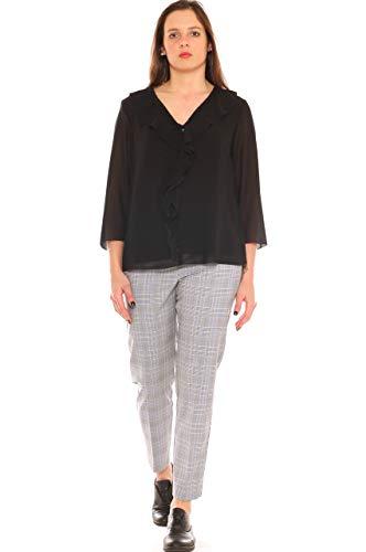 Camisas Ferroni Para Mujer Negro Carla vHgZXw