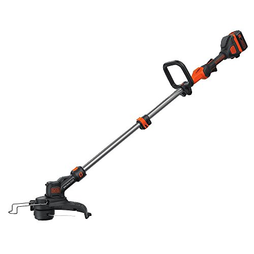 black and decker 40 volt trimmer - 6