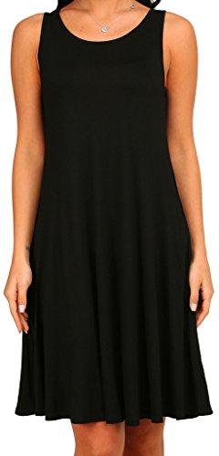 損なう土予約Happy Cool DRESS レディース カラー: ブラック