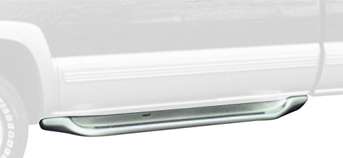 Boards Premier Owens - Owens Products 67020 Owens Black Premier Molded ABS Running Boards with Rubber Step Tread