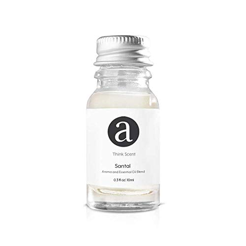 Santal for Aroma Oil Scent Diffusers - 10 milliliter