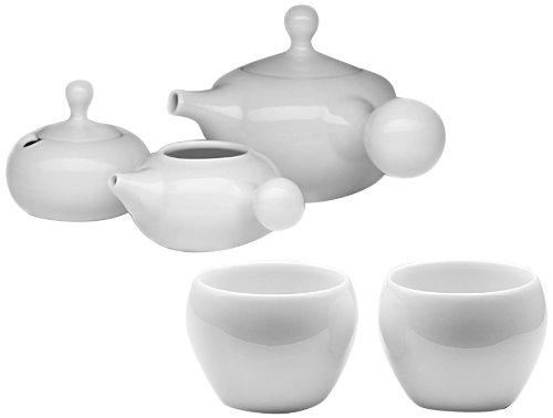(Maia Ming Designs Bulb Tea Set,)