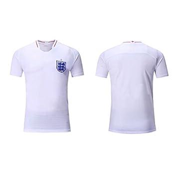 mqtwer 2018 Rusos Hombres/Mujeres De Manga Corta Brasil México Equipo De Fútbol Argentina Portugal Camiseta, M, Hombres En Inglaterra: Amazon.es: Deportes y ...