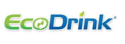 Multivitamine complète EcoDrink & minéraux Drink Mix - Grenade bleuet - recharge 30, aucune bouteille