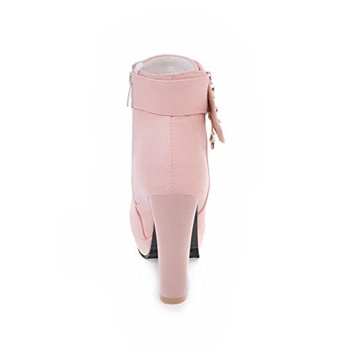 BalaMasaAbl09575 donna Rosa Plateau 35 Pink Con RTr7wqR