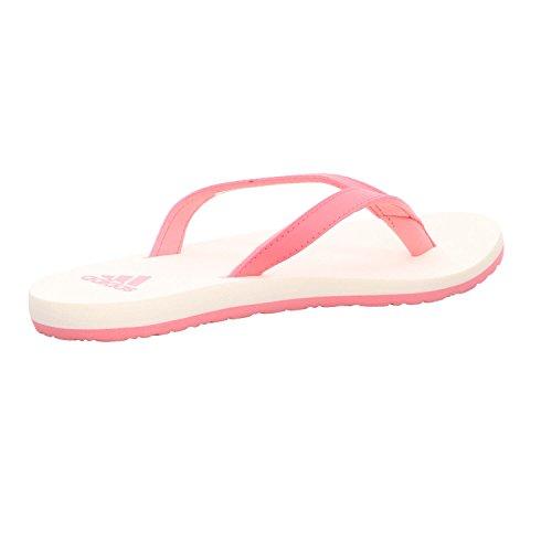 Femme Pink Eezay adidas W Chalk Chalk Mules Rose Essence S18 White 0w60qdIxBn