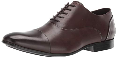 Kenneth Cole New York Men's Mix Lace Up D Oxford, Brown Combo, 8.5 M US from Kenneth Cole New York