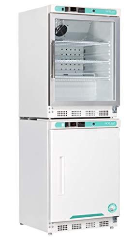 76300-578EA - Description : Refrigerator and Freezer Combination Unit - Nor-Lake Scientific White Diamond Series Refrigerator and Freezer Combination Units with Natural Refrigerants, Nor-Lake Scient
