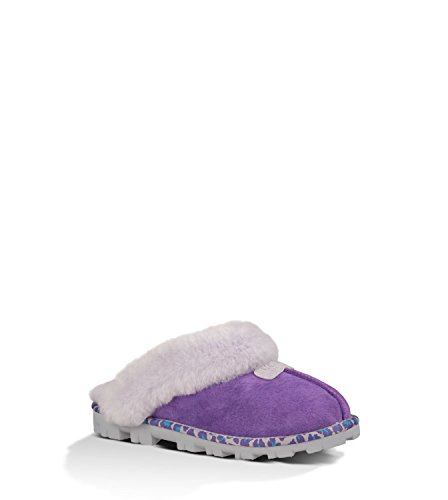 9eb53bb187e UGG Australia Womens Coquette Amur Slipper Royal Grape Size 8 - Buy ...