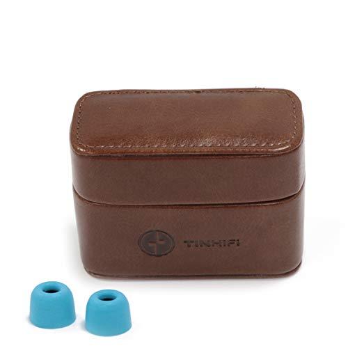 - Linsoul TIN HiFi Portable PU Leather Storage Case for Tin Audio T2 T3 T2 PRO Earphones