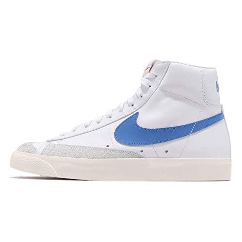 Mid Hombre Nike Blanco Vntg Zapatilla Blazer 77 6FqvwE