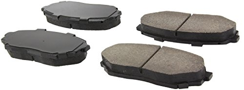 StopTech 309.05250 Street Performance Front Brake Pad (Performance Brakes Street)