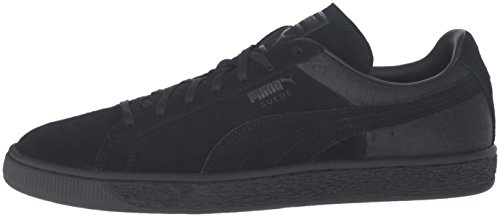 Casual Chaussures Eur Puma Classic Relief Suede Hommes Black 42 qwxt1Fz