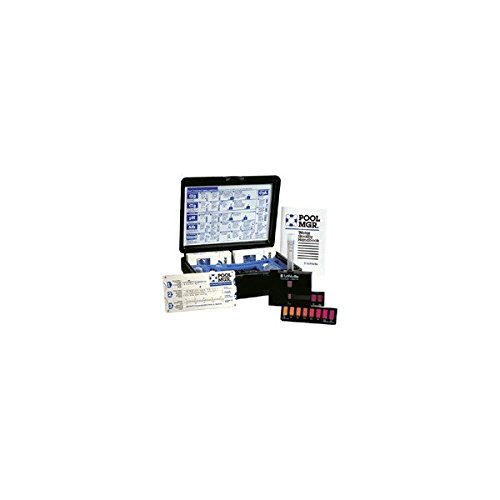 LaMotte 3368 Model PM-51 Pool Manager Water Test Kit, Outdoor Pool