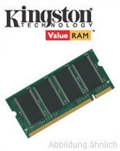 (Kingston ValueRAM Memory - 512 MB - SO DIMM 200-pin - DDR II (KVR533D2S4/512))
