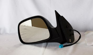 TYC 2190041 Buick Rendezvous Passenger Side Power Heated Replacement Mirror