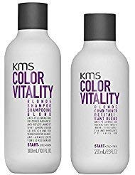 KMS Vitality Shampoo Conditioner Compact