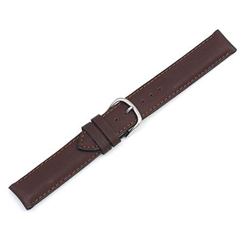 Swiss Army Victorinox Calvary Large Brown Leather Strap w/ Buckle