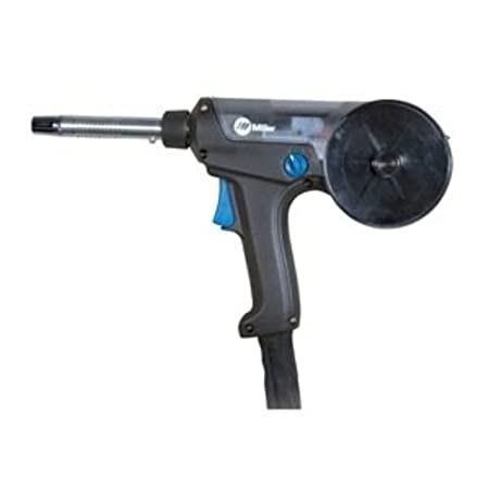 Miller spool gun hook up
