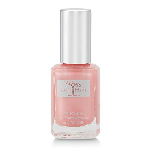 Karma Organic Nail Polish; Non-Toxic, Vegan, and Cruelty-Free (FIRST KISS)