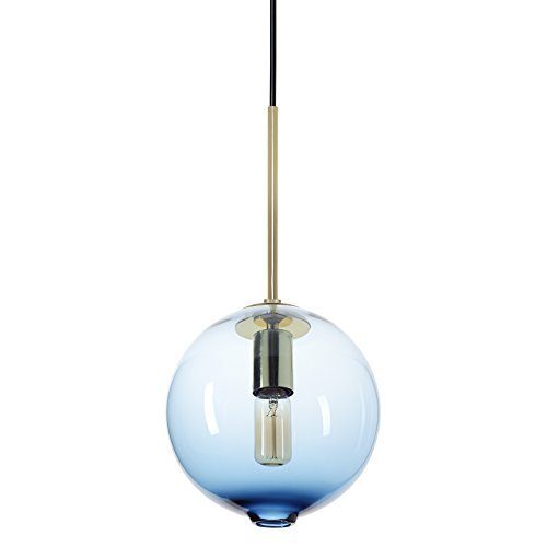 Small Blown Glass Pendant Lights in US - 5