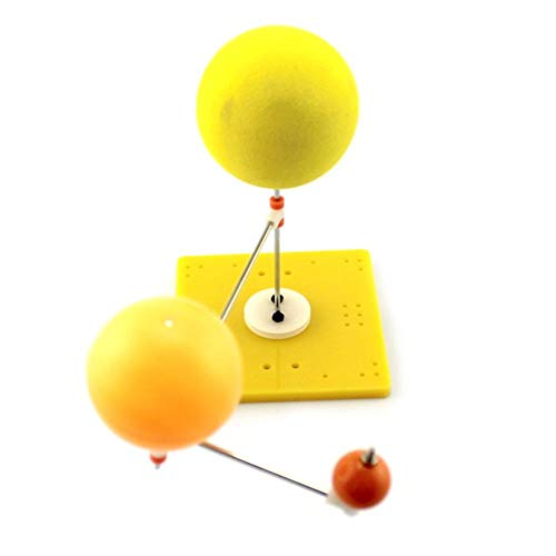 Hemistin Model Toy DIY Physical Experiment Hand-Assembled Ground-Day Sports Demonstration Model