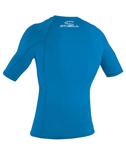O'Neill Wetsuits UV Sun Protection Youth Basic Skins Short Sleeve Crew Sun Shirt Rash Guard