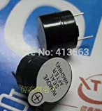 9V active buzzer Electromagnetic (SOT plastic tube length sound ) Size 12 9.5MM