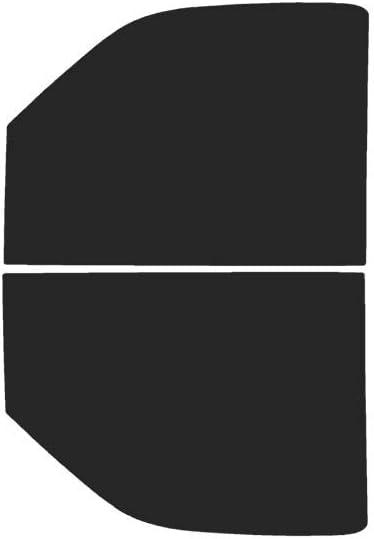 Automotive Window Film Fits: 2003-2020 GMC Savana Cargo Van Precut Window Tint Kit Full Van Includes: 45/% Front Doors // 15/% Rear
