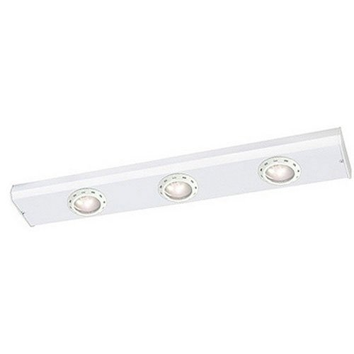 Good Earth Lighting Sunrise 24-inch Xenon Direct Wire Under Cabinet Light Bar - White ()