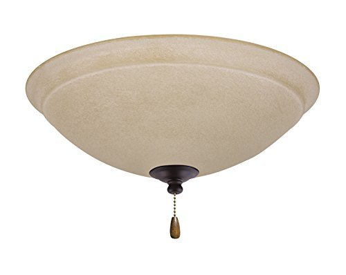 Emerson Ceiling Fans LK90LEDORB Ashton Amber Mist LED Light Fixture for Ceiling Fans, LED Array by Emerson